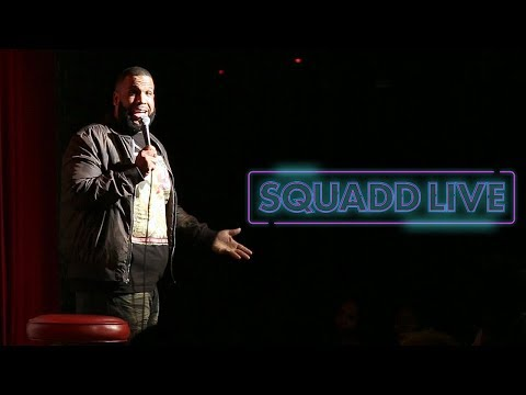 DoBoy - I Was Born With An Aight Dick | All Def Comedy Events