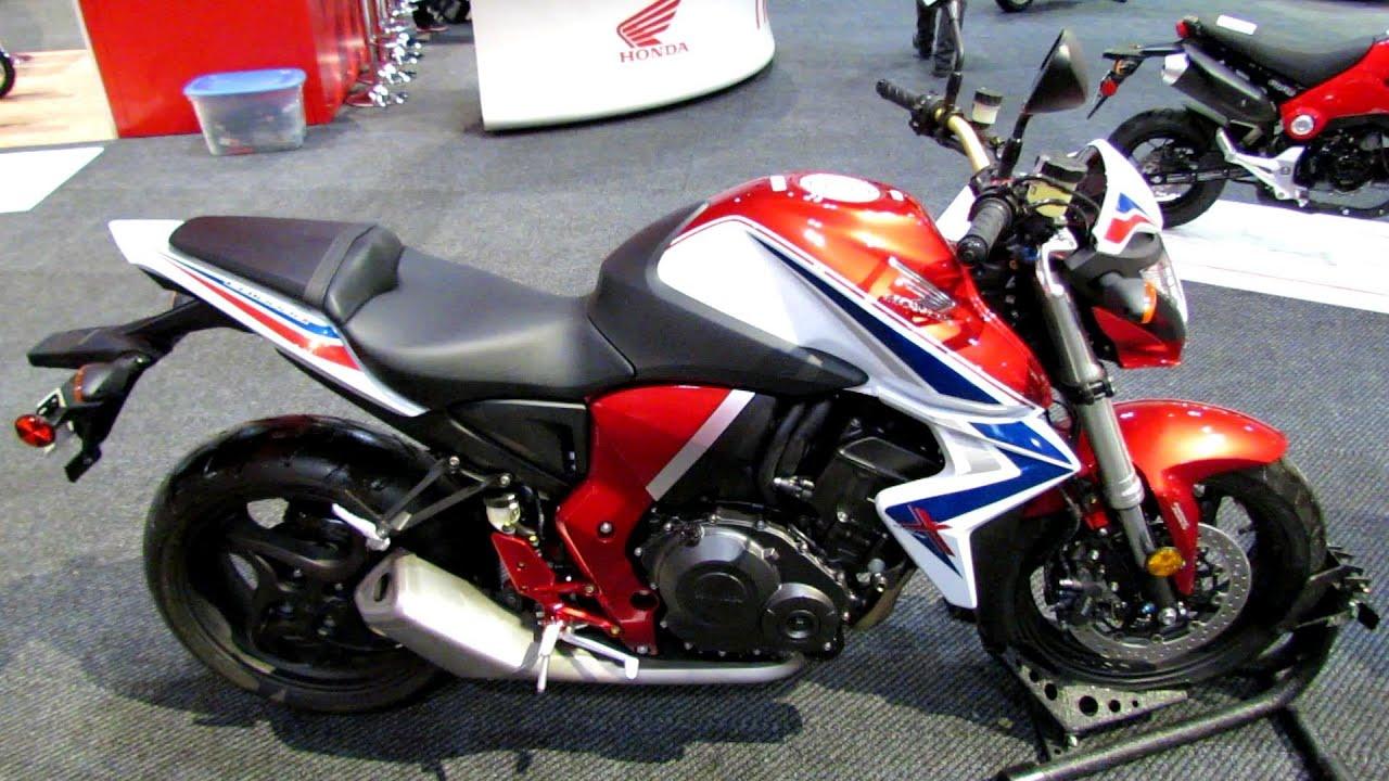 2014 Honda CB1000R Walkaround - 2014 Toronto Motorcyle Show - YouTube