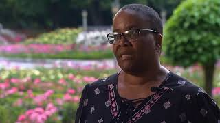 Woman attacked by food cart owner describes ordeal