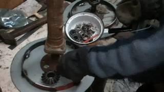 Роторная косилка для мини трактора своими руками #1