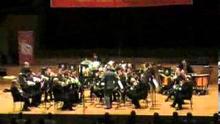 Infinity (Grimethorpe Colliery Band) - English National Brass Band Championships 2008