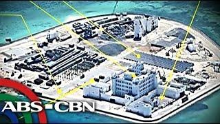 China may airstrip sa Kagitingan, may warship sa Mabini