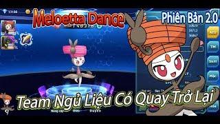 NBH:Tiến Hóa Tối Thượng Meloetta Dance,Thần Tượng Âm Nhạc