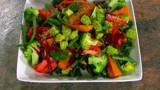 Steamed Vegetable Salad (preview)