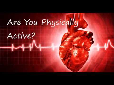 Impact of Physical Inactivity on the Heart- PSA