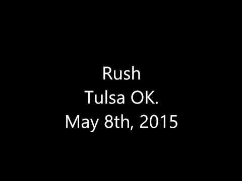 Rush Tulsa Full Concert 2015