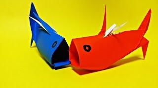 베스 종이접기 How to Make Easy Paper Origami Bass