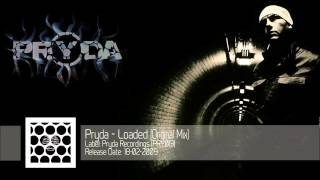Pryda - Animal (Original Mix) [PRY013]