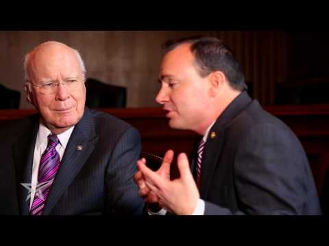 ECPA Discussion Senator Mike Lee and Patrick Leahy