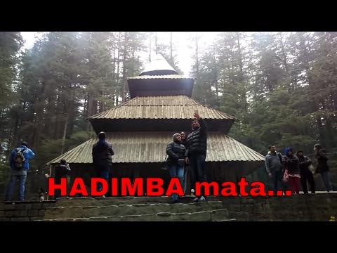 History of HADIMBA temple in Manali