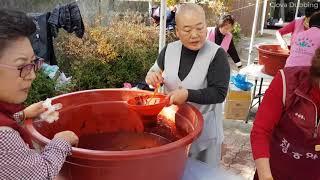 진안홍삼고추장축제 /진안 쌍봉사/ 마이산 탑사/ 고림사…
