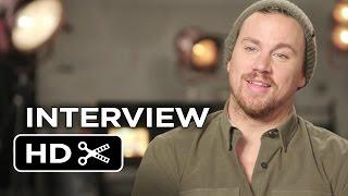 Magic Mike XXL Interview - Channing Tatum (2015) - Movie HD