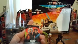 Disney Infinity 3.0 Wii U Starter Pack Unboxing