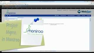 Moniroo - Project Management Functionality for Dynamics GP