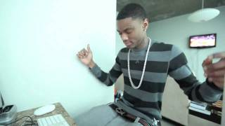 """Soulja Boy clip from his WTF short film. (Plays his song """"Super Fresh"""")"""