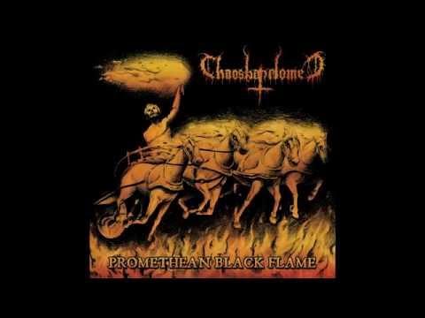 CHAOSBAPHOMET - Promethean Black Flame (Full Album HD)