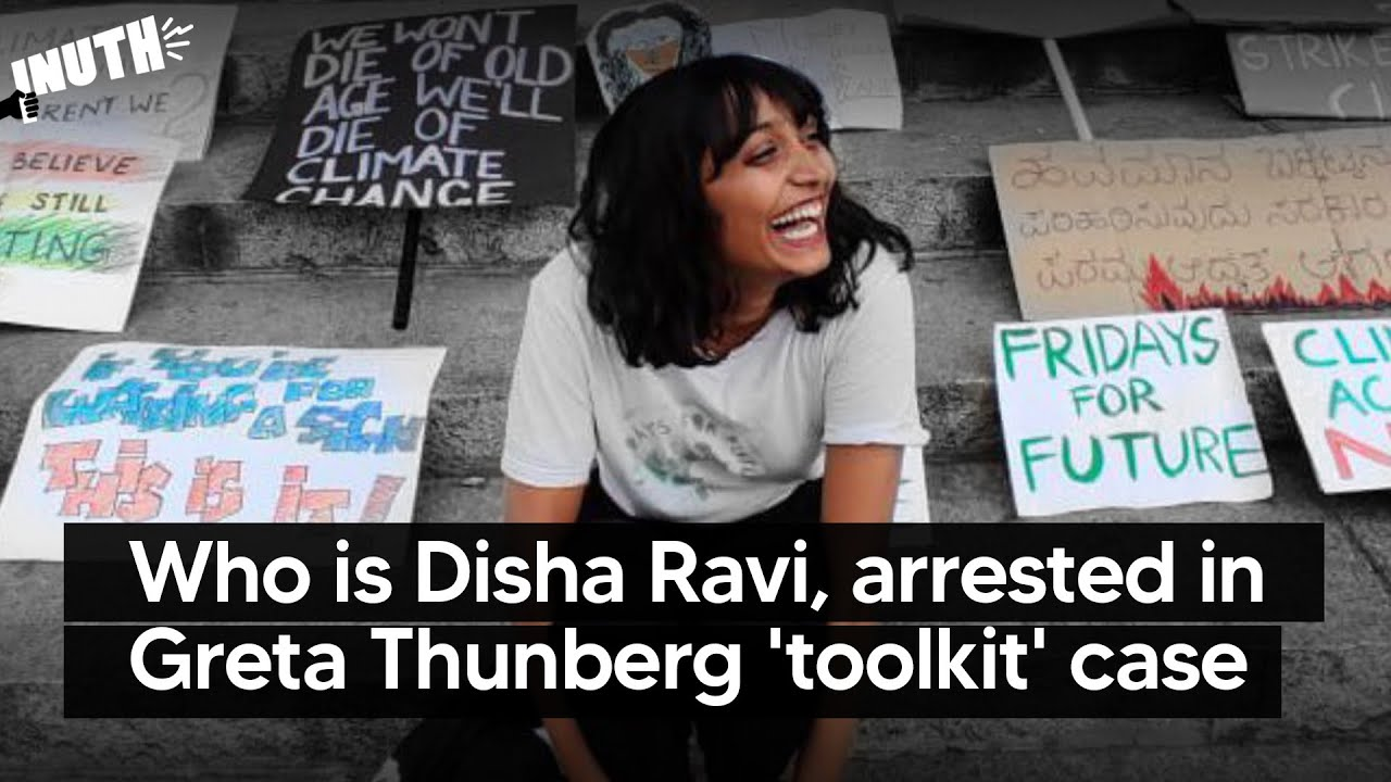 Download Who is Disha Ravi, arrested in Greta Thunberg 'Toolkit' case