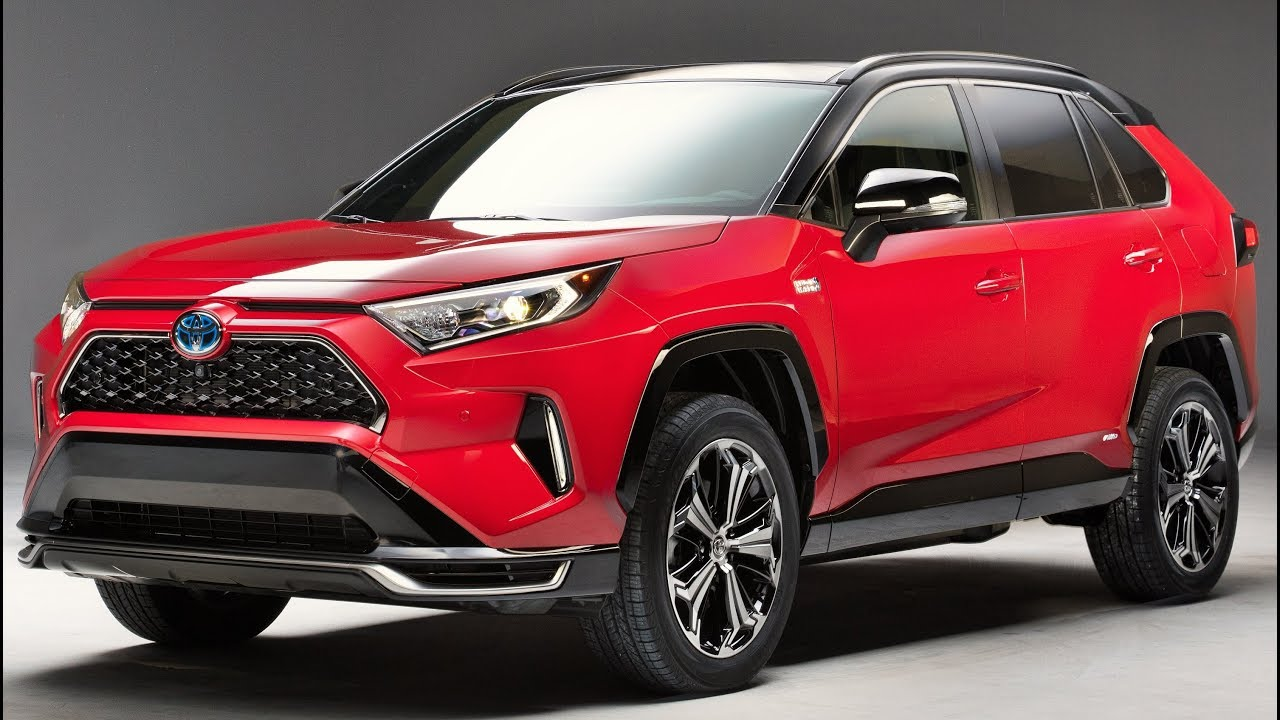 2020 Toyota Rav4 Plug In Hybrid Powerful And Quick Suv