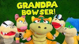 Grandpa Bowser!