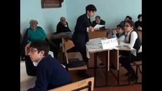 Город Ширван открытый   урок английского языка Кямиля Гасанова школа 10 1 часть