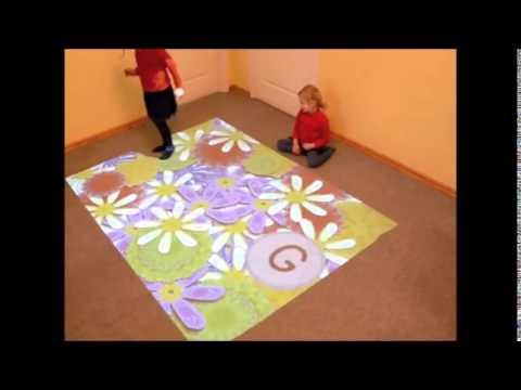 Podłoga Interaktywna Magiczny Dywan W Praktyce