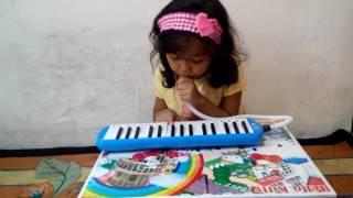 Lagu ibu kita kartini ( pianika ) Mp3
