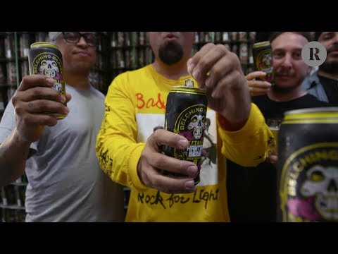 Drinking With Deftones: Inside the Band's Signature Craft Beer at Belching Beaver Brewery