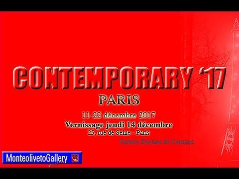 MG Contemporary '17 - Paris Opening 14/12/2017