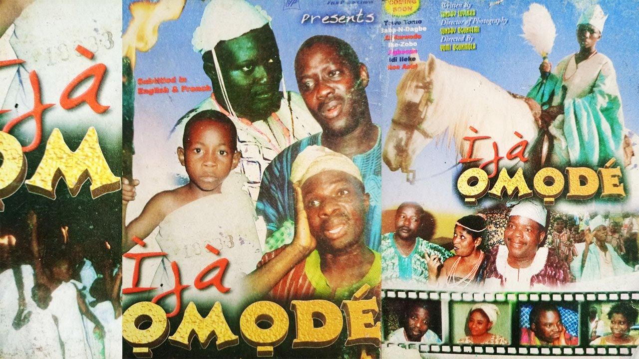 Download IJA OMODE yoruba movie staring Anta laniyan,Funmi Martins,Yomi  Ogun mola