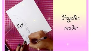 How to draw Psychic reader | Indian Art Channel