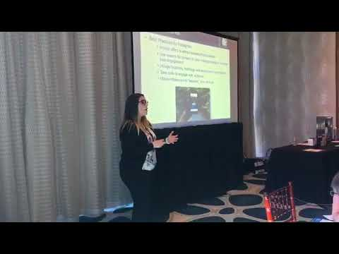 BBG&G LIVE presenting at the Empire State Tourism Conference