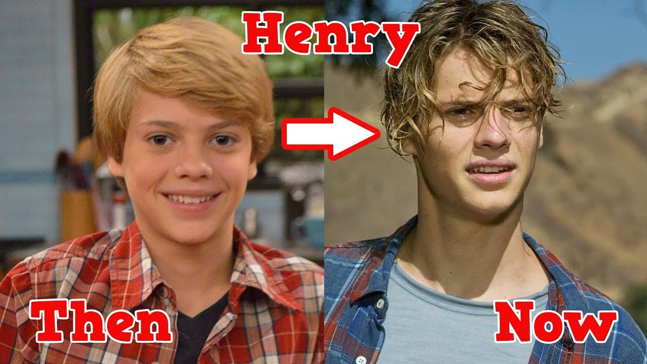 Henry Danger Cast ★ Then and Now 2019 [REAL AGE]