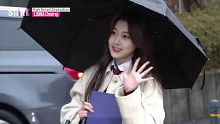 [ENG] Choerry's High School Graduation LOONA Interview (200107)