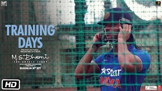Download M.S.Dhoni - The Untold Story | Training Days | Sushant Singh Rajput
