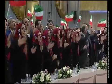 Get a glimpse of Nowruz Celebration of Iranian Resistance