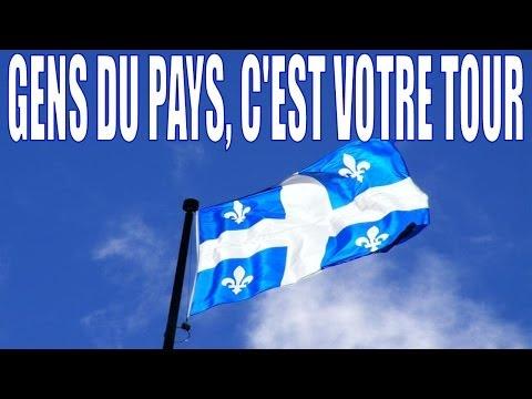 Hymne National du Québec - Gens du Pays (Version Symphonique)