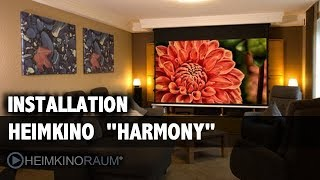 "Heimkino ""Harmony"" - made by HEIMKINORAUM Berlin"