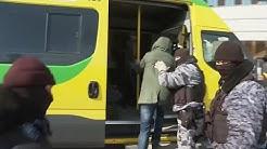 Von Astana zu Nursultan: Demonstranten festgenommen