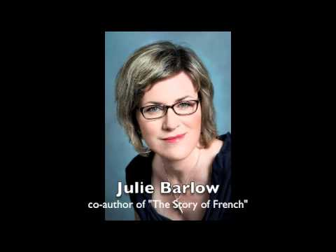 Julie Barlow does a quick summary of the origins of the French language