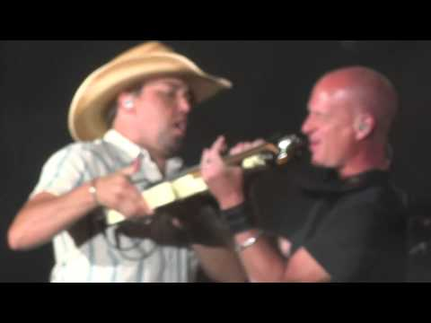 Jason Aldean Live Opening Hicktown July 26 2014 Pittsburgh PA
