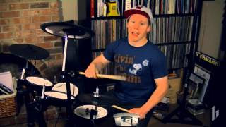Roland TD-15 Electronic V-Drums Review