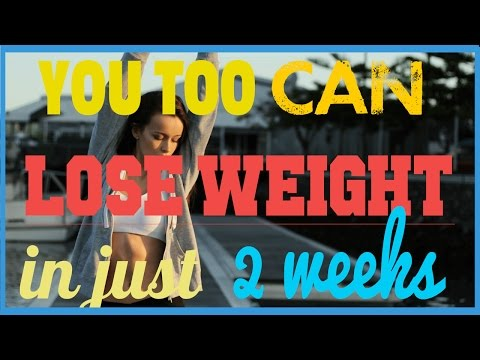 How To Lose 10 Pounds In 2 Days | The Lady Health Geek