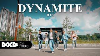 [4X4] BTS -DYNAMITE I 안무 풀커버 FULL Choreography DANCE COVER [KPOP IN PUBLIC] IN SEOUL, KOREA