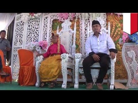 Pernikahan anak 12 tahun di Sulawesi Selatan batal, ibu pingsan - TomoNews
