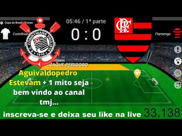 Onde Assistir Flamengo X Corinthians Copa Do Brasil Onde