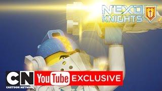 NEXO Knights | Good Knight Clay Moorington | Cartoon Network