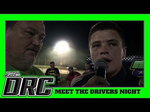 Moler Raceway Park | 6/15/18 | Kody Evans | Meet The Drivers Night