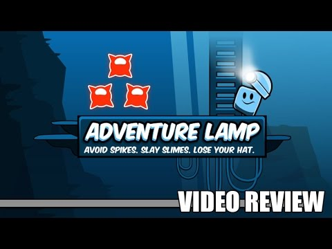 Review: Adventure Lamp (Steam) - Defunct Games