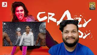 Gambar cover Crazy Lady (Official Video) Reaction Aastha Gill | Hottest Dance Song 2020-Homie Reactions