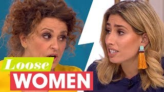 Stacey and Ruth Lock Horns With Nadia and Janet Over the Axing of Formula 1 Grid Girls | Loose Women